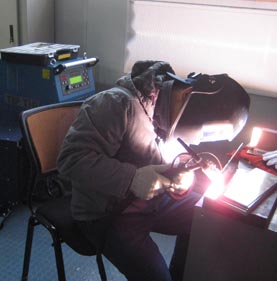 TIP TIG交直流半自动焊接系统2