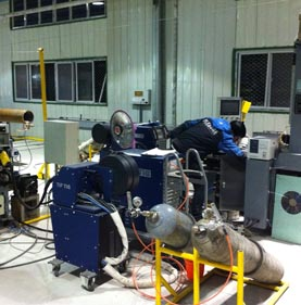 TIP TIG 管端堆焊系统